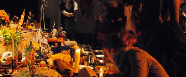 Ofrenda (Mexikanisches Totenfest 2014)