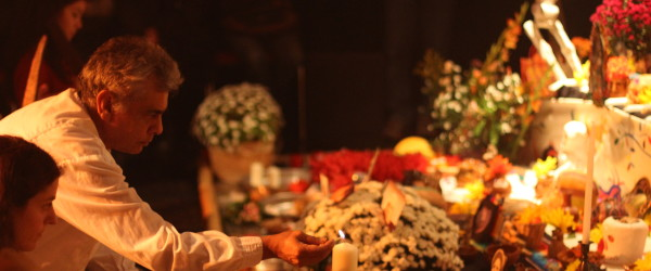 Ofrenda (2014 Mexikanisches Totenfest)